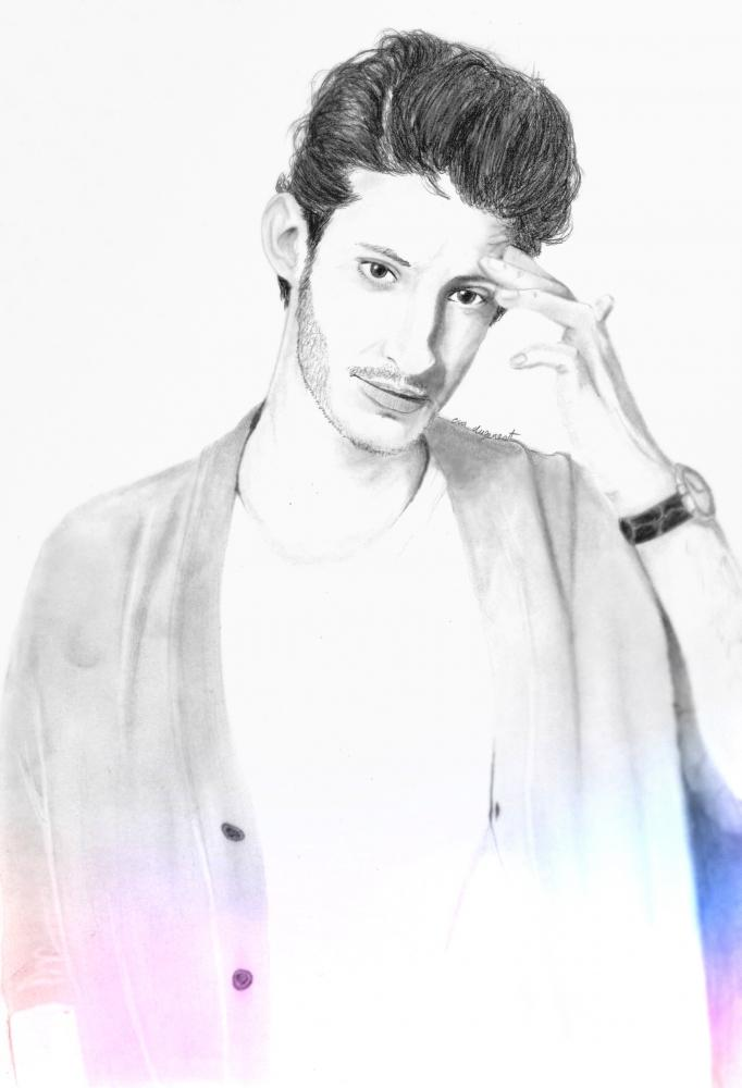 Pierre Niney by MoiMozartienne